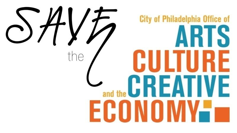 Petition · Save the City of Philadelphia Office of Art, Culture, and the Creative Economy · Change.org