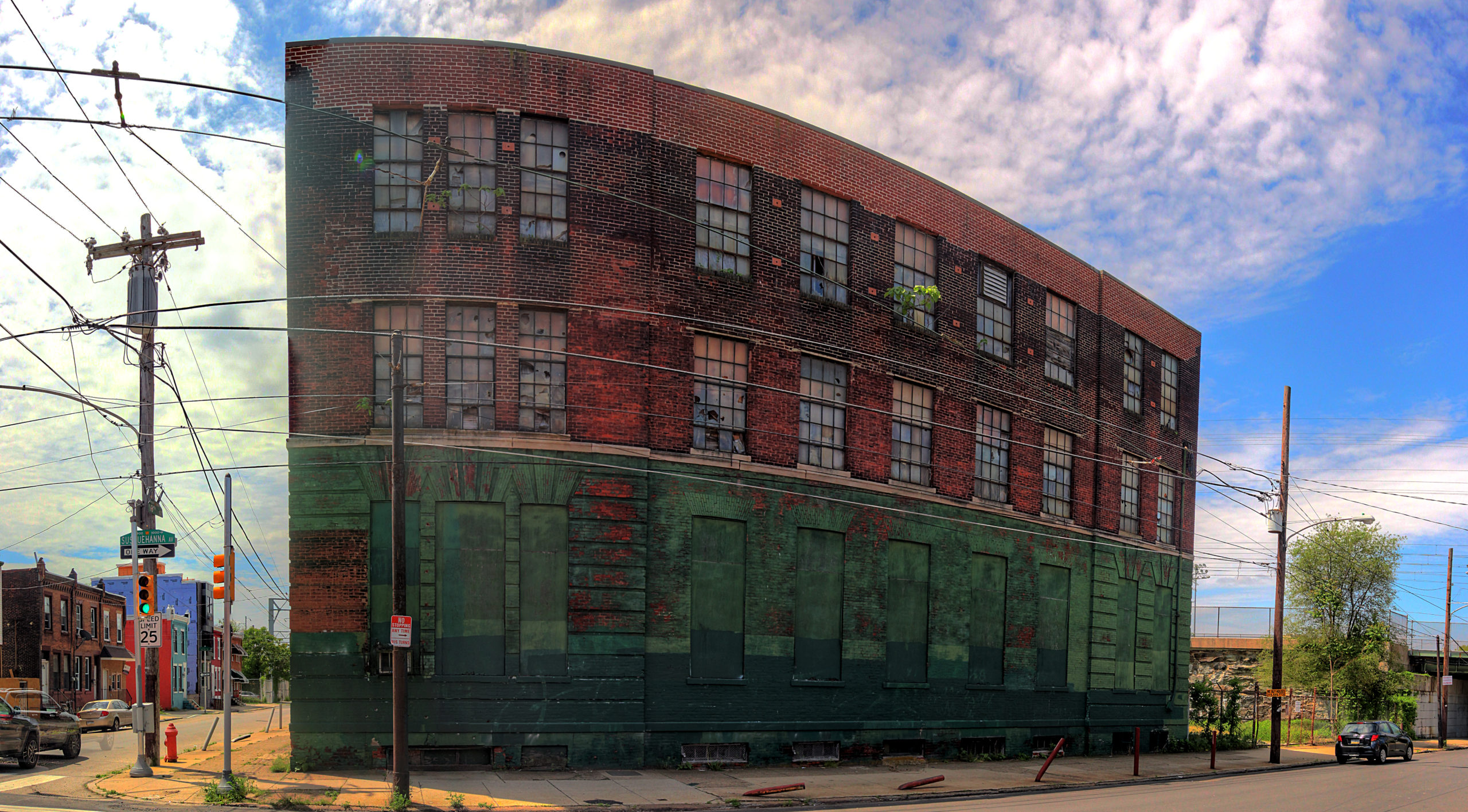 Globe Metal Manufacturing Co 2150 N 10th St Philadelphia, PA Copyright 2019, Bob Bruhin. All rights reserved.